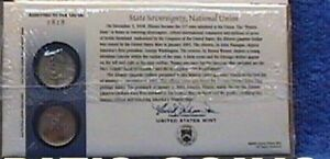 2003 ILLINOIS Q30 SEALED FIRST DAY COIN COVER