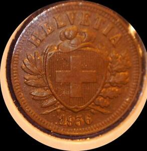 Click now to see the BUY IT NOW Price! SWITZERLAND 1936 B 2 RAPPEN