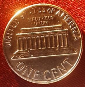 1983 D DOUBLE DIE REVERSE LINCOLN CENT ERROR COIN