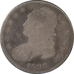 1832 BUST HALF DOLLAR GREAT DEALS FROM THE EXECUTIVE COIN COMPANY