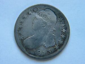 1813 CAPPED BUST HALF DOLLAR BETTER DATE FINE
