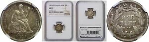1875 CC SEATED LIBERTY QUARTER NGC VF 35 CC ABOVE BOW
