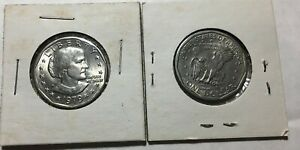 1979 S SUSAN B ANTHONY DOLLAR   UNCIRCULATED SBA $1 COIN USA