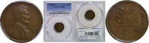 1914 D LINCOLN CENT PCGS XF 45