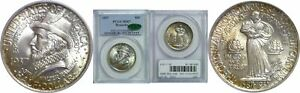 Click now to see the BUY IT NOW Price! 1937 ROANOKE SILVER COMMEMORATIVE PCGS MS 67 CAC