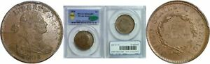 1804 LARGE CENT PCGS MS 64 BN CAC PRIVATE RESTRIKE