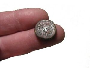 ANCIENT GREEK COIN UNRESEARCHED UNATTRIBUTED OVER 2 000 YEARS OLD 23