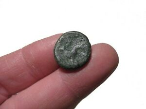 ANCIENT GREEK COIN UNRESEARCHED UNATTRIBUTED OVER 2 000 YEARS OLD 27