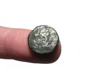 ANCIENT GREEK COIN UNRESEARCHED UNATTRIBUTED OVER 2 000 YEARS OLD 112