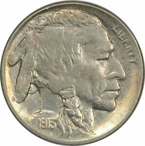 1913 S BUFFALO NICKEL TYPE 2 BU UNCERTIFIED