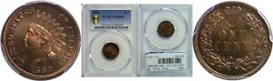 Click now to see the BUY IT NOW Price! 1882 INDIAN HEAD CENT PCGS PR 66 RB
