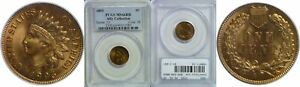 Click now to see the BUY IT NOW Price! 1895 INDIAN HEAD CENT PCGS MS 66 RD
