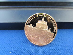 2009 S CAMEO PROOF  LINCOLN CENT PRESIDENCY IN WASHINGTON D.C. 1861 1865 COPPER