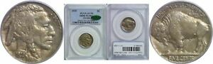Click now to see the BUY IT NOW Price! 1935 BUFFALO NICKEL PCGS AU 55 CAC DOUBLED DIE REVERSE