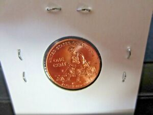 2009 P MINT STATE BU LINCOLN CENT FORMATIVE YEARS IN INDIANA 1816 1830