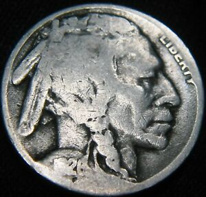 ORIGINAL 1926 D BUFFALO NICKEL 5 FREE/REDUCED SHIPPING ON MULTIPLE ITEMS FY97BC