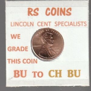 2001D  LINCOLN  CENT     UNCIRCULATED     NICE  HAND PICKED CENT  FROM RS COINS