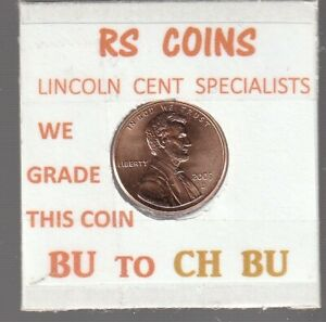 2005D  LINCOLN  CENT     UNCIRCULATED     NICE  HAND PICKED CENT  FROM RS COINS