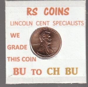 2005D   2006D  LINCOLN CENTS  UNCIRCULATED  NICE HAND PICKED CENTS FROM RS COINS