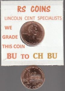 2009 PROFESIONL  LINCOLN CENT  UNCIRCULATED  NICE HAND PICKED CENT FROM RS COINS