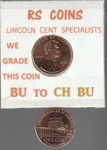2009D WHITE HOUSE LINCOLN CENT  UNCIRCULATED NICE HAND PICKED CENT FROM RS COINS