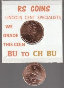2009D  2 3  LINCOLN CENTS   UNCIRCULATED   NICE HAND PICKED CENTS FROM RS COINS