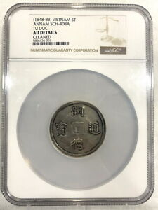 Click now to see the BUY IT NOW Price! VIETNAM 1848 83 ANNAM TU DUC