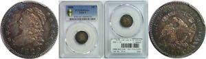 Click now to see the BUY IT NOW Price! 1820 BUST DIME PCGS MS 64  LARGE O