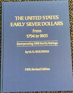 9. THE US. EARLY SILVER DOLLARS 1794 1803