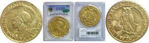 Click now to see the BUY IT NOW Price! 1915 S PANAMA PACIFIC $50 GOLD COMMEMORATIVE PCGS MS 62 CAC