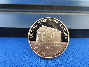 2009 S CAMEO PROOF  LINCOLN CENT   BIRTH IN KENTUCKY  1809 1816  COPPER