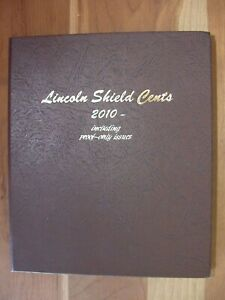 LINCOLN SHIELD CENTS   2010 2020 DANSCO SET WITH PROOFS REV PFS FULL SATIN SET