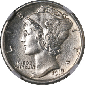 Click now to see the BUY IT NOW Price! 1918 S MERCURY DIME NGC MS63 FB SUPERB EYE APPEAL STRONG STRIKE