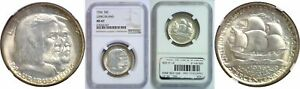Click now to see the BUY IT NOW Price! 1936 LONG ISLAND SILVER COMMEMORATIVE NGC MS 67