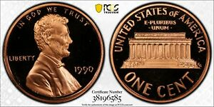 Click now to see the BUY IT NOW Price! 1990 NO S PROOF LINCOLN MEMORIAL CENT PCGS PR 69 DCAM