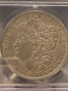 Click now to see the BUY IT NOW Price! 1886 O MORGAN SILVER DOLLAR ICG AU53
