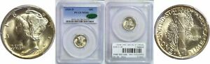Click now to see the BUY IT NOW Price! 1920 D MERCURY DIME PCGS MS 66 CAC