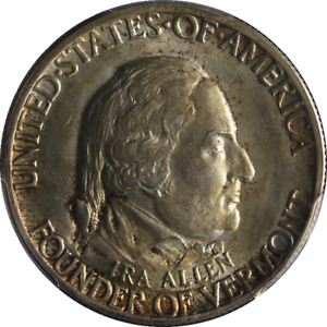 Click now to see the BUY IT NOW Price! 1927 VERMONT COMMEM HALF DOLLAR PCGS MS66 GREAT EYE APPEAL NICE LUSTER