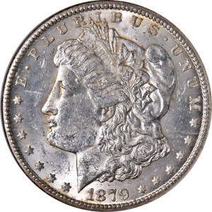 Click now to see the BUY IT NOW Price! 1879 CC MORGAN SILVER DOLLAR VAM 3 CAPPED CC CAC STICKER NGC MS61 NICE STRIKE