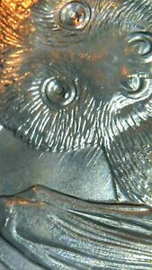 2020D AMERICAN SAMOA QUARTER DOLLAR WITH  FEEDER FINGERS ERROR OBVERSE AND
