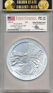 Click now to see the BUY IT NOW Price! 2010 P 5 COIN NP ATB  PCGS FIRST STRIKE SP70 MERCANTI  LABELS   INCLUDES OGP