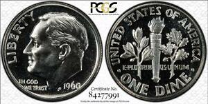 Click now to see the BUY IT NOW Price! 1960 DDO FS 101 ROOSEVELT DIME   PCGS PR67   TOP REGISTRY  TRUEVIEW  7991