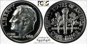 Click now to see the BUY IT NOW Price! 1960 DDO FS 105 ROOSEVELT DIME   PCGS PR67 CAM CAMEO SECURE   TRUEVIEW  6416