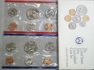 1992 UNITED STATES UNCIRCULATED MINT SET/ ALL ORIGINAL