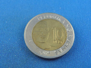 PHILIPPINES 10 PISO 2014   A15/135F