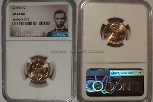 Click now to see the BUY IT NOW Price! 2016 D LINCOLN SHIELD CENT 1C NGC MS 68 RD LINCOLN LABEL