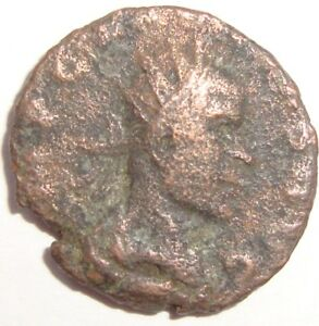 ANCIENT ROMAN COIN  AUTHENTIC WITH VISIBLE DETAILS NICE                  J19