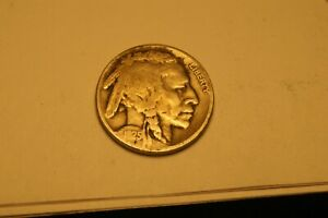 1925 P BUFFALO NICKEL  1