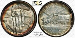 Click now to see the BUY IT NOW Price! 1926 50C OREGON SILVER COMMEM PCGS MS67  CAC APPROVED