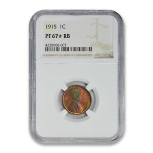 Click now to see the BUY IT NOW Price! 1915 MATTE PROOF LINCOLN WHEAT CENT NGC PF 67   STAR TONED BEAUTY HIGHEST GRA